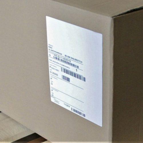 Jak dobrać właściwą etykietę logistyczną – okiem eksperta
