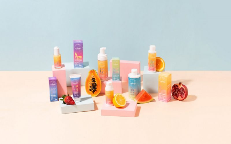 kosmetyki pielegnacyjne