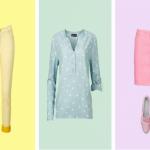 Bananowy, miętowy, jagodowy… wiosną zasmakuj w pastelach!