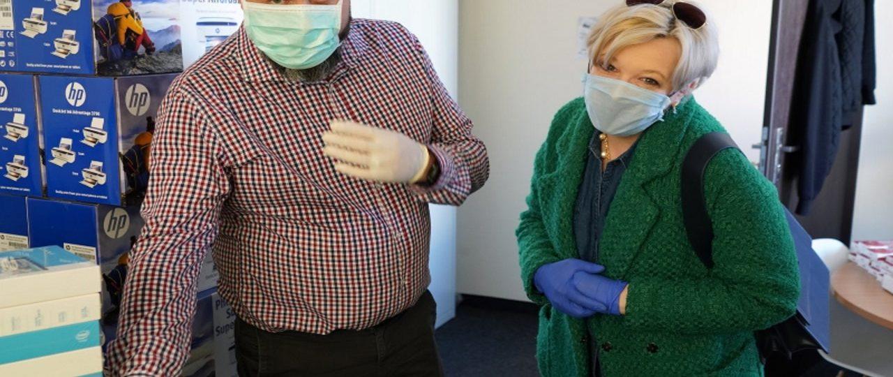 Galeria Klif wyróżniona wśród 100 firm za działania podczas pandemii COVID-19