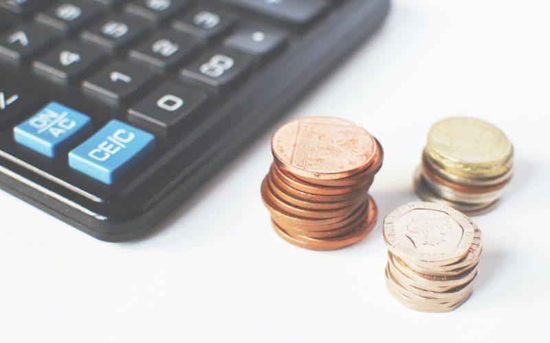 kalkulatori i monety
