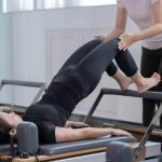 ćwiczenie w siłowni